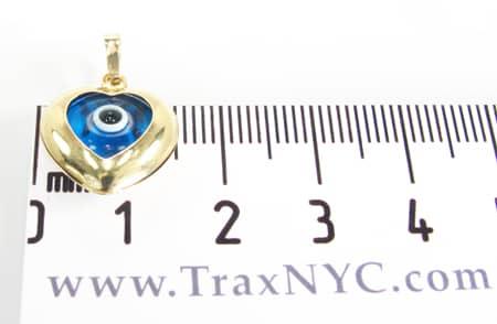 Evil Eye Charm 5 Metal