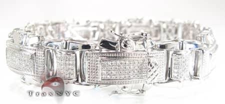 SS Bracelet Diamond