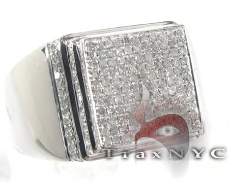 Dubai Ring Mens Diamond Rings