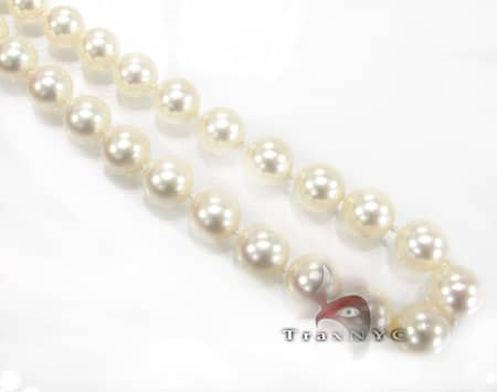 Japanese Pearl Necklace Pearl