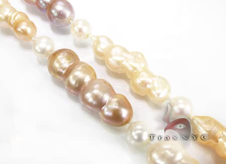 Pearl Connection Necklace Pearl