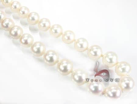 Natural Pearl Necklace 18 inches Pearl