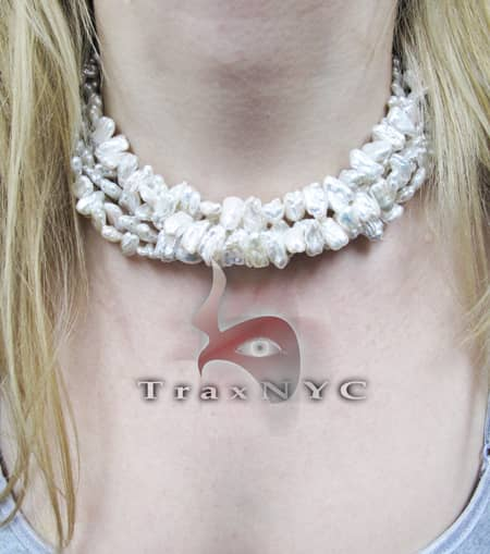 Keshi Pearl Necklace Pearl