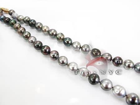Tahitian Pearl Necklace Pearl