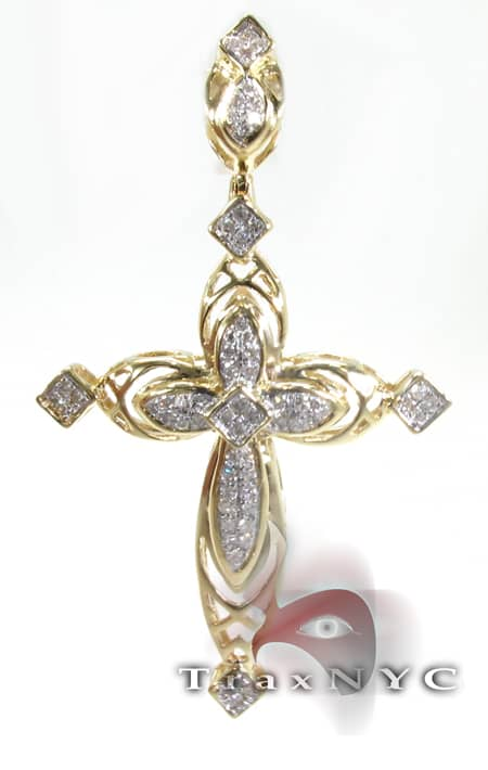 Surreal Cross Diamond