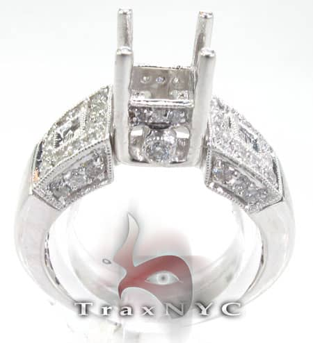 Prophecy Semi Mount Ring Engagement