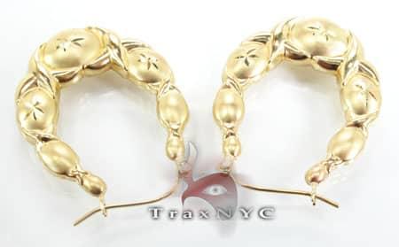Golden Earrings 3 Metal