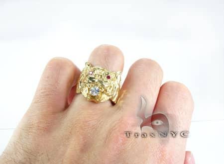 Cyprus Ring Metal