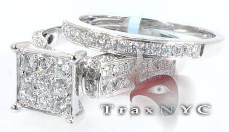 XL Lady Trax Ring Engagement