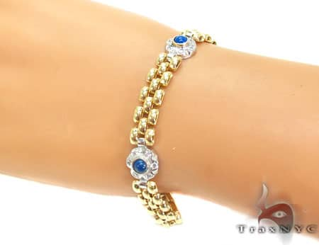 Golden Eye Bracelet Gold