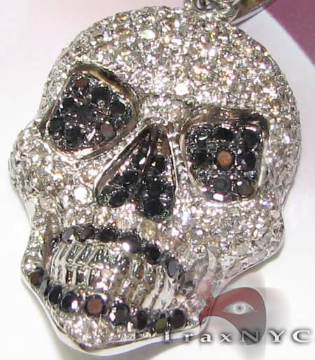 Mini Skull Head Metal