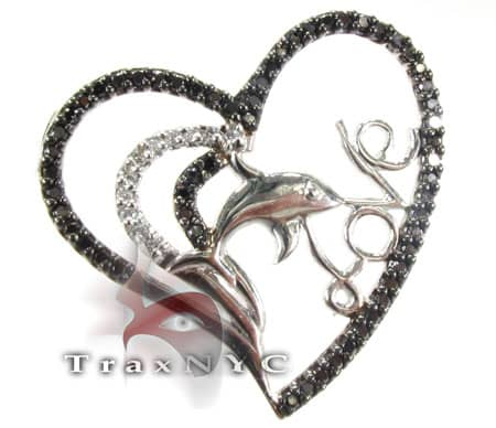 Heart Love Pendant Stone