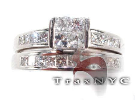 Western Style Wedding Ring 1 Anniversary/Fashion