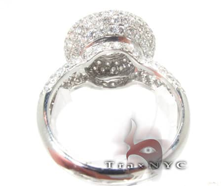 Floater Semi Mount Ring Engagement