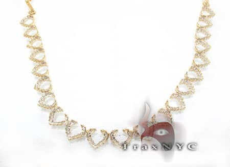 Cascade Necklace Diamond