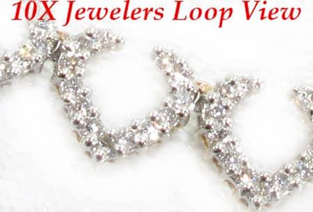 Cascade Necklace Diamond