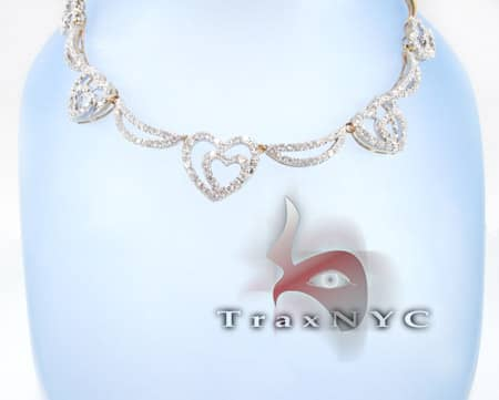 Scope Necklace Diamond