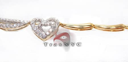 Scope Necklace Diamond