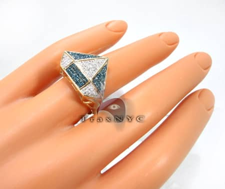 Pave Bling Ring Stone