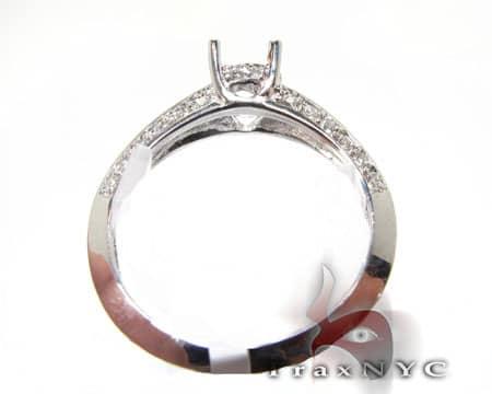 Ladies Fortune Semi Mount Ring Engagement
