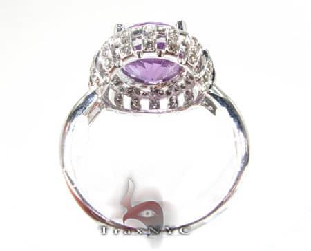 Wester Amethyst Ring Anniversary/Fashion