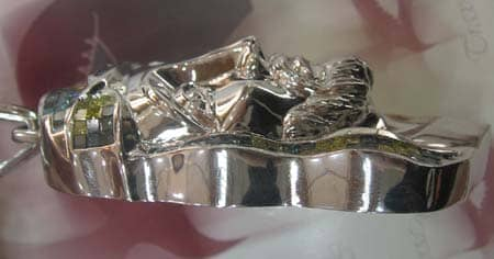 Aurora Jesus Piece Pendant Style