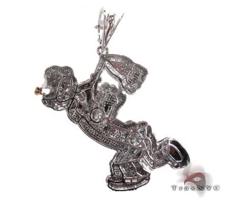 Popeye the Sailor Man Pendant Metal