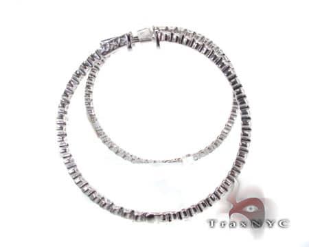 Sterling Silver Hoop Earrings 10 Metal