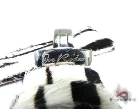 Joe Rodeo Zebra Leather Band 24mm Watch Accessories