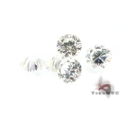 Four 0.25ct Diamonds Loose-Diamonds