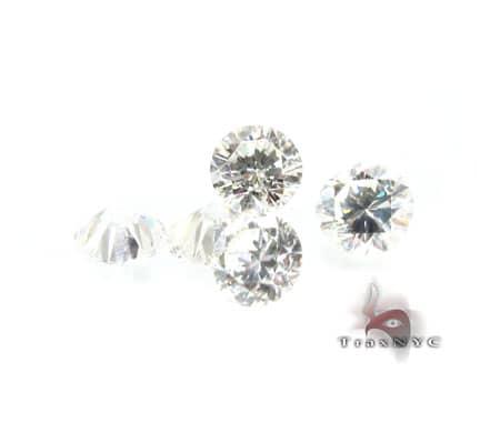 Four 0.25ct Diamonds Loose-Diamonds