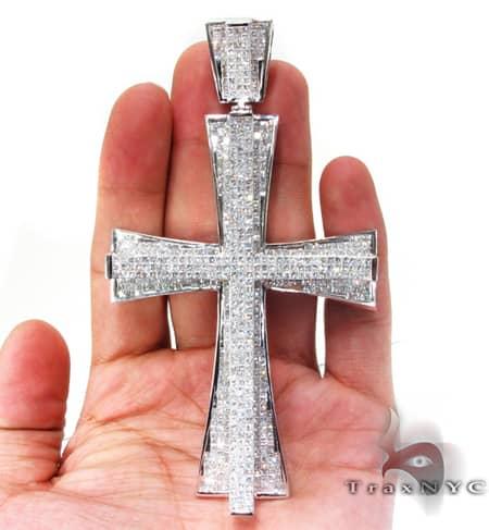 VS Double Mount Cross Diamond
