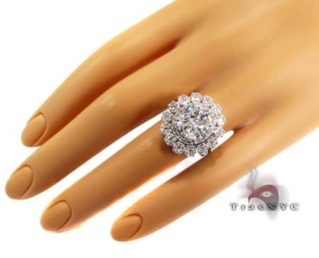 Ladies Combination Ring Anniversary/Fashion