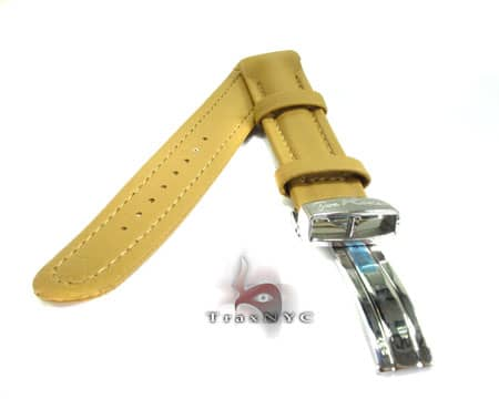 Joe Rodeo Yellow Polyurethane Band 24mm Watch Accessories