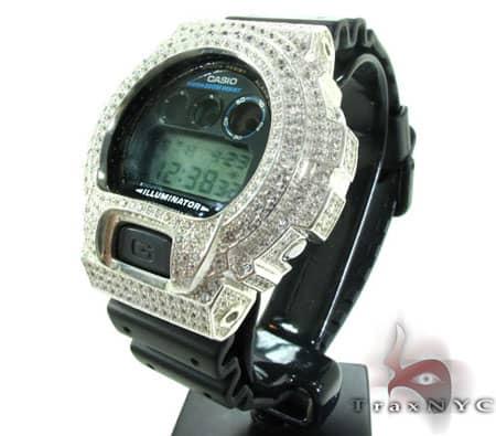Silver CZ G-Shock Case G-Shock