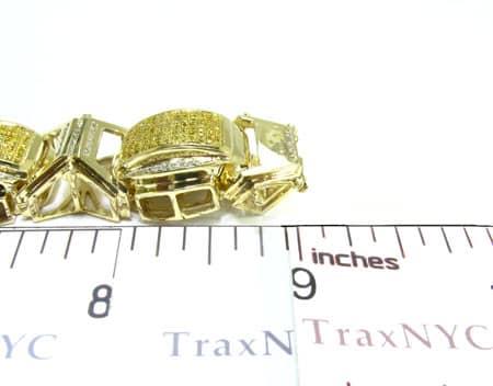 Canary Guard Bracelet Diamond