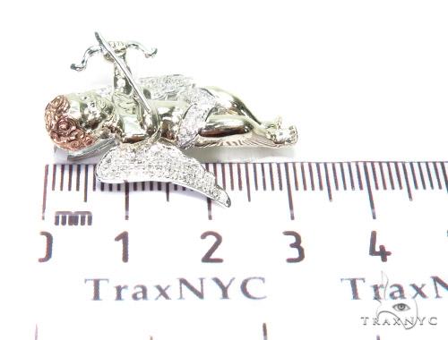 Angel Diamond Pendant 41196 Metal