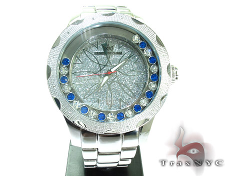 Aqua Techno Blue and White Floaters Watch Aqua Techno