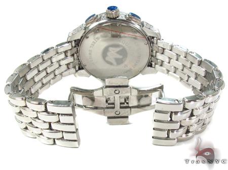 Aqua Techno Diamond with Stainless Steel Watch Aqua Techno