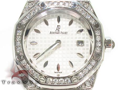 Audemars Piguet Full Diamond Prestige Sports Collection Royal Oak Watch Audemars Piguet Watches