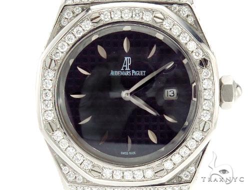 Audemars Piguet Royal Oak Lady Quartz 33mm 43088 Special Watches