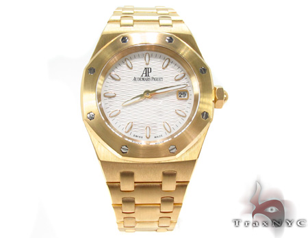 Audemars Piguet Royal Oak Offshore 18K Yellow Gold Ladies Watch Special Watches