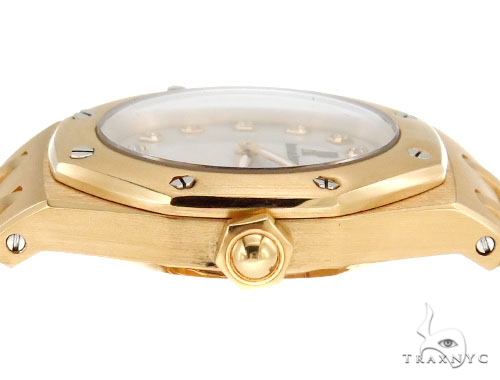 Audemars Piguet Royal Oak Lady 18K Gold 43089 Special Watches