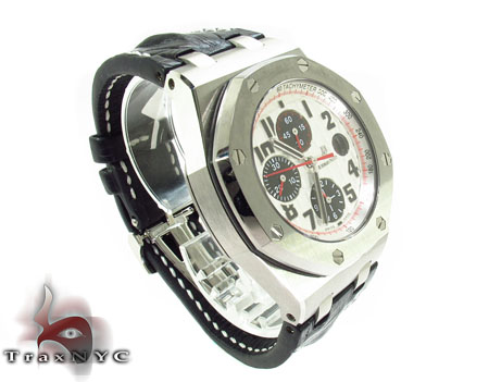 Audemars Piguet Royal Oak Offshore Steel Chronograph Watch Audemars Piguet Watches