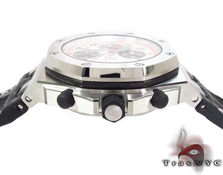 Audemars Piguet Royal Oak Offshore Steel Chronograph Watch Audemars Piguet Watches