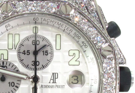 Audemars Piguet Royal Oak Offshore Diamond Watch Audemars Piguet Watches