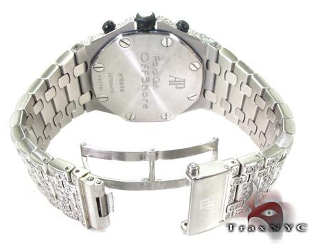 Audemars Piguet Royal Oak Offshore Full Diamond Watch Audemars Piguet Watches