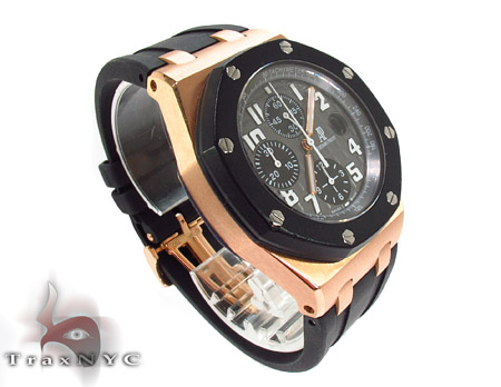 Audemars Piguet Royal Oak Offshore Pose Gold Watch Audemars Piguet Watches