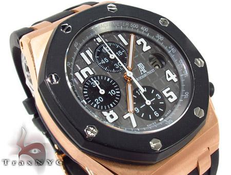 Audemars Piguet Royal Oak Offshore Pose Gold Watch Audemars Piguet Watches