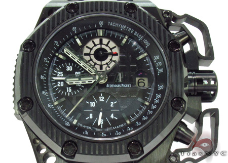 Audemars piguet royal oak offshore survivor watch 29038 for Royal oak offshore survivor
